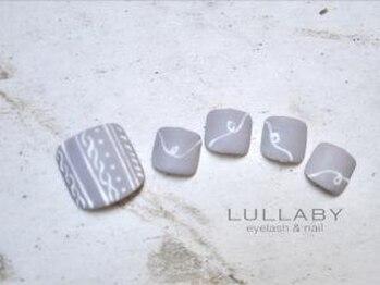 ララバイ 恵比寿店(LULLABY)/大人ポップなニットネイル