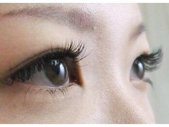ロータスアイラッシュ(LOTUS eyelash)/目尻長め★Cカール