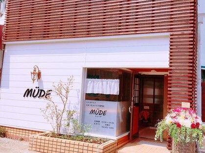 MUDE【ミューデ】(高知・南国/まつげ)の写真
