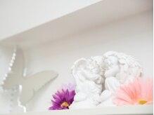 ネイルサロン ドゥ アンジュ(Deux Anges)の雰囲気(清潔感のある店内。かわいい雑貨に癒されます)