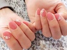 ネイルサロン モンシェリ(nail salon Mon cheri)の雰囲気(高品質なジェルでお仕上げ♪ツヤツヤ プルン♪な仕上がりに♪)