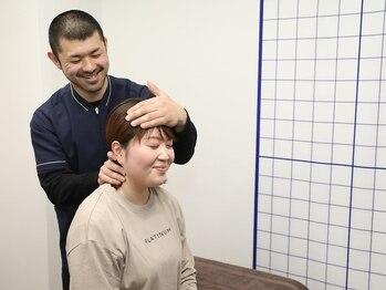 遠山整体院の写真/【辛い頭痛・肩こりお悩み解消コ-ス90分¥4980】なかなか改善せず諦めている,慢性的な首肩のつらさを改善!