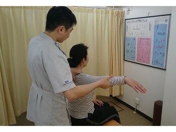 大川カイロプラクティックセンター うめやしき整体院/肩・腕