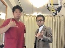 東京小顔 大船店/アイアンマンに向けて加圧&整体