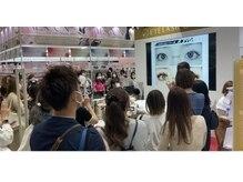 サロンドメイド(Salon de MADE)の雰囲気(美容日本最大イベントでもデモンストレーションを披露しました。)