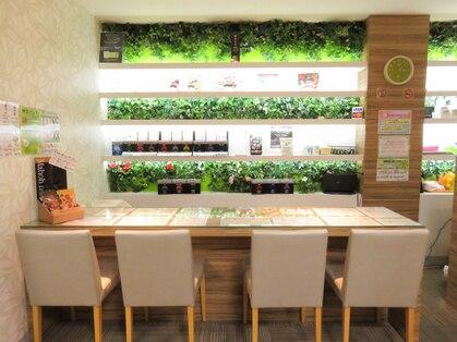 酸素カプセルサロン フォレスト 渋谷店の写真