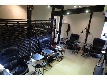 ネイルアンドビューティーサロン 杏(nail&beauty salon)(滋賀県草津市)