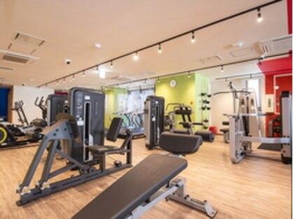 フォレストジム(The Forest Gym)の写真