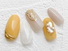 リーチェ ビューティアンドネイルサロン 大名店(Beauty&Nail Salon)/hand☆4月campaign