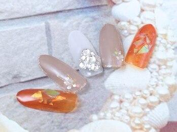 キュラス ネイルサロン(Culus nail salon)/ずっと定額☆シンプル