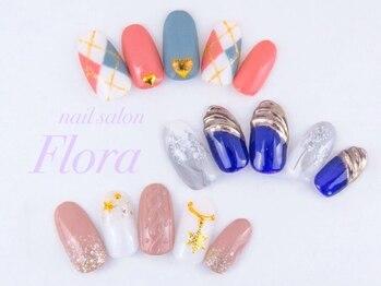 ネイルサロン フローラ(Flora)/*¥7000円定額キャンペーン*