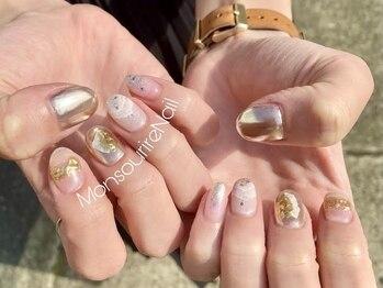 モンスリールネイル(Mon sourire nail)(東京都足立区)