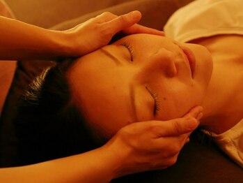 アジアンヒーリングリゾートサワン 神楽坂店 (Asian Healing Resort sawan)の写真/気になる横顔のフェイスラインや、ほうれい線に!熟練の技術と丁寧な対応で気になる箇所へアプローチ☆