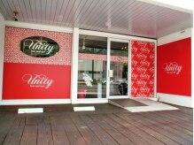 ユニティ(Unity)の雰囲気(浦上駅前の大通り沿いの赤いお店です♪)
