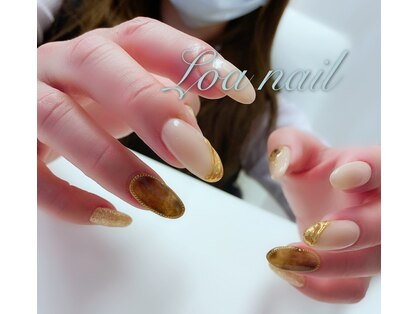 ロア ネイル(Loa nail)の写真