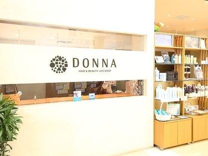 ヘアアンドアイラッシュアンドネイル ドンナ イズミヤ広陵(DONNA)の写真