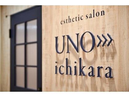 イチカラ(UNO→ ichikara)の写真