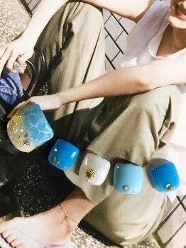 ビューティー プレイス ジャム イップク(Beauty Place JAM IPPUKU)/初夏準新作☆シーサマー