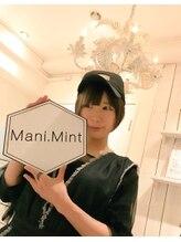 マニミント 表参道店(mani.mint)/yAmmyさんご来店