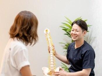 タスク整体院 静岡駅前の写真/首や骨盤のズレ、歪んだままの放置は×体の痛みや不調の原因に!姿勢を改善してスッキリした毎日を☆