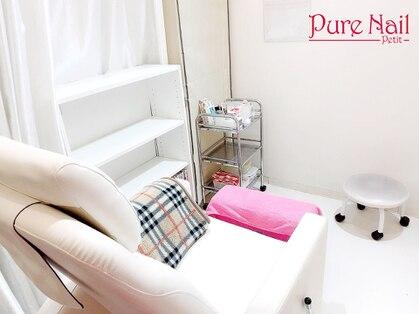 ピュアネイルプティ ラッシュドール ららぽーと磐田店(PureNail Petit LASH DOLL)の写真