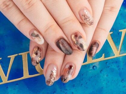ヴィカエルバネイルメゾン(Vicalva nail maison)の写真