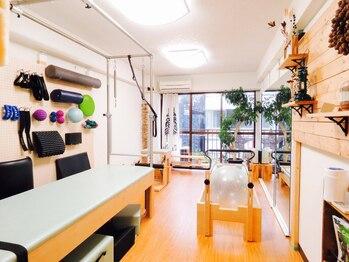 ライフ ピラティス スタジオ(LIFE Pilates Studio)(東京都港区)