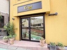 シエル トータルビューティーサロン(Ciel)の雰囲気(黄色い建物がサロンです♪)