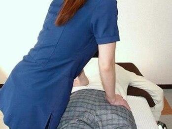 あさか美容整体院の写真/腰の痛みで座っていられない、朝が辛い、何度もくり返す痛み!【本格整体¥3500】で慢性的な痛みを改善!