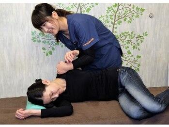 ささがわ整体院の写真/《四日市》リピート率◎軽度の肩コリから慢性的な悩みまで!カウンセリング込¥5590
