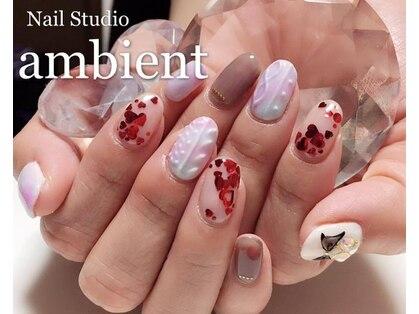 ネイルスタジオ アンビエント(Nail Studio ambient)の写真
