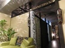フランジパニ(Frangipani)の雰囲気(バリテイストで、異空間ながらも、アットホームな雰囲気♪)