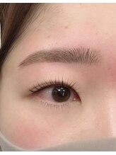 ダフネ(DAFNE)/[ボサ眉]眉毛wax+パリジェンヌ