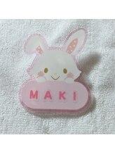 シェリーネイル(cherie nail)MAKI