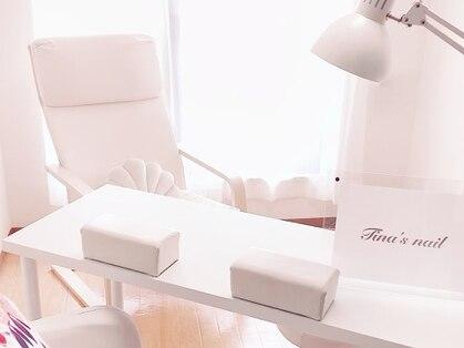 private salon   Tina`s nail  【ティナズ ネイル】