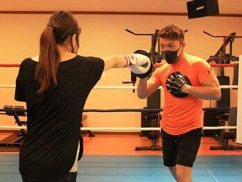 さくらボクシングジムの写真/【ボクシングエクササイズで脂肪燃焼】全身運動をすることでカロリー消費!健康的なメリハリボディの実現!