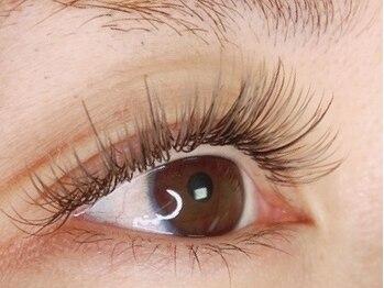 ビジューアイ(Bijou Eye+)の写真/軽い×モチが良い【フラットラッシュ】が人気! 軽い付け心地で自然な仕上り&今話題の抜け感を演出♪