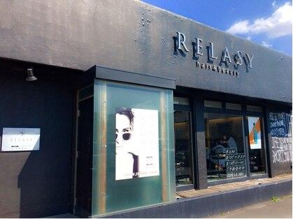 リラシー ヘアーアンドビューティー 石岡店(RELASY hair&beauty)の写真