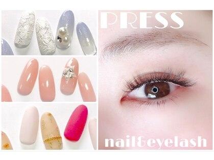 プレス ネイルアンドアイラッシュ(PRESS NAIL&EYELASH)の写真