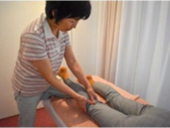 札幌大通整体院の写真/施術歴20年以上!背骨のズレからしっかり整えるので痛みが改善しやすい♪【背骨のズレ調整整体50分¥4500~】