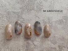 ネイルサロンアンドスクール ビーアンビシャス(be ambitious)/ニュアンス