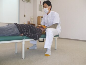 イズミ整体院の写真/【新規様限定 整体コース¥3000】腰痛の原因はお腹にあった。あなたの健康をしっかりサポート!