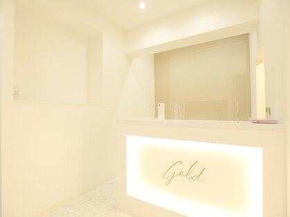 サロンゴールド ネイル アイラッシュ(salon GOLD)の写真
