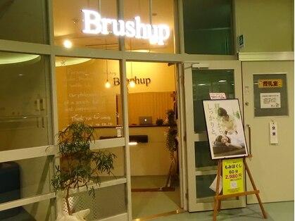 ブラッシュ アップ(Brush up)の写真