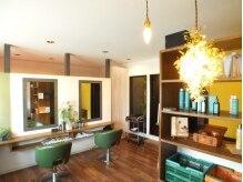 エツニール(etunile)の雰囲気(美容室と併設しています。)
