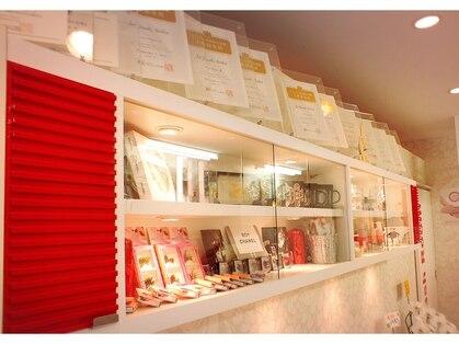 バースデーバースデー ネイルサロンアンドスクール 藍住店(BirthDayBirthDay)の写真