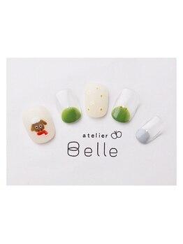 アトリエ ベル(atelier Belle)/モケモケひつじさん*