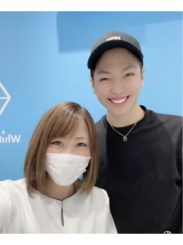 ホワイトニングカフェ 池袋東口店/短期集中!!