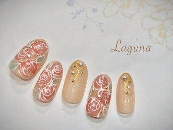 ラグウナ(Laguna)/ローズネイル