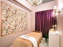 キワミ ビューティーテクノロジー(KIWAMI Beauty Technology)の雰囲気(完全個室。テーマごとにお部屋の雰囲気が全て違います)